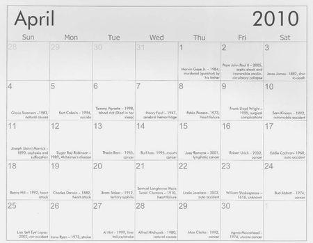 CalendarSample1