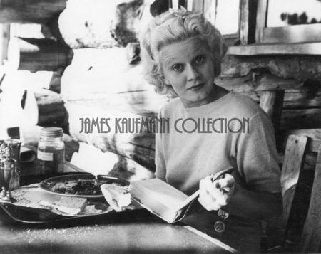 Harlow Candid James Kaufmann Collection