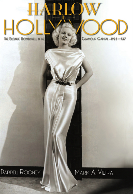 Harlow In Hollywood cover art
