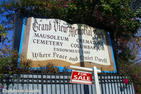 Grand View For Sale Composite Graphic