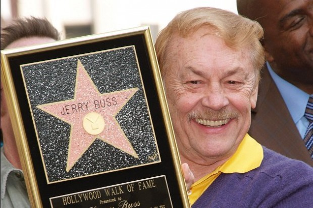 Jerry Buss WOF
