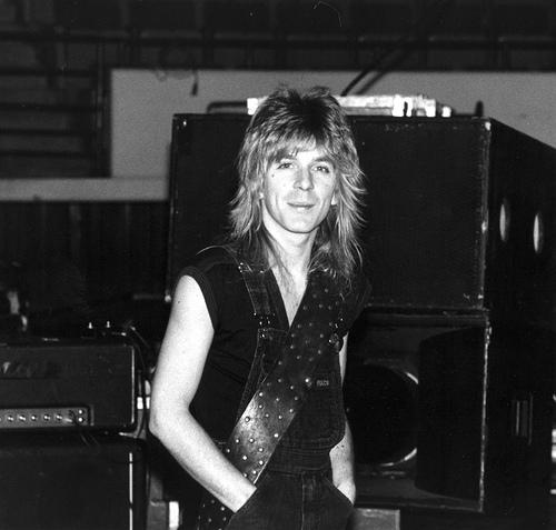 Randy Rhoads January 1982