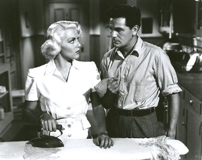 Lana Turner & John Garfield