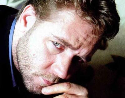 Russell Crowe portrait